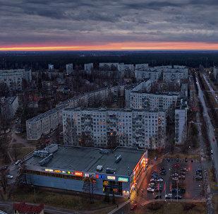 Imanta - Rīgas dzīvojamais rajons
