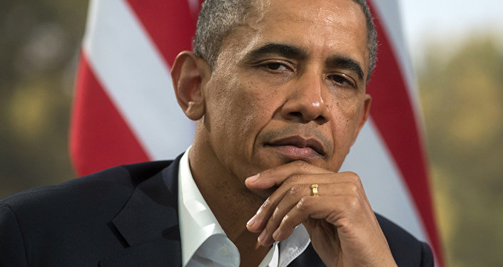 ASV prezidents Baraks Obama. Foto no arhīva