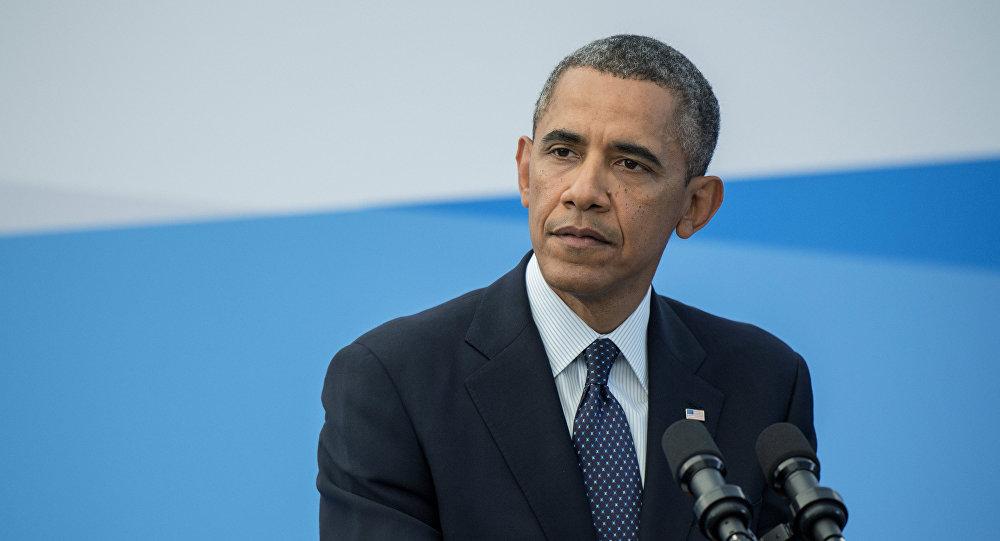 ASV eksprezidents Baraks Obama. Foto no arhīva