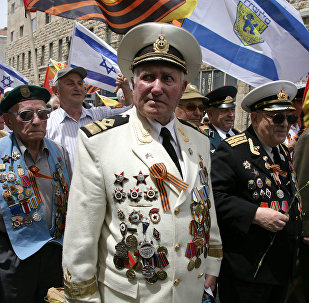 Празднование Дня Победы в Израиле