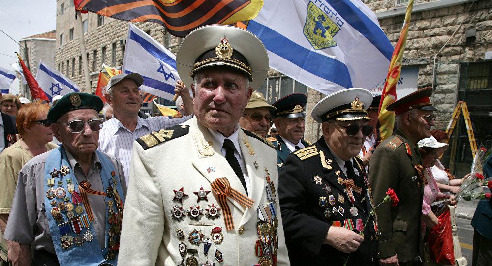 Uzvaras dienas svinības Izraēlā. Foto no arhīva