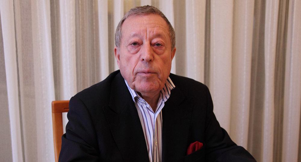 Uzņēmuma Dzintars valdes priekšsēdētājs, ekonomikas doktors Iļja Gerčikovs