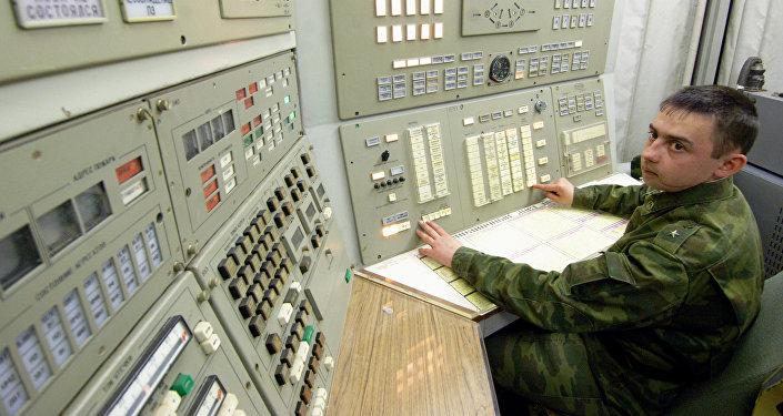 Stratēģisko raķešu karaspēku dežūras daļa. Foto no arhīva